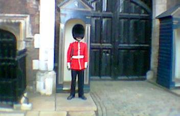 Britská královská stráž