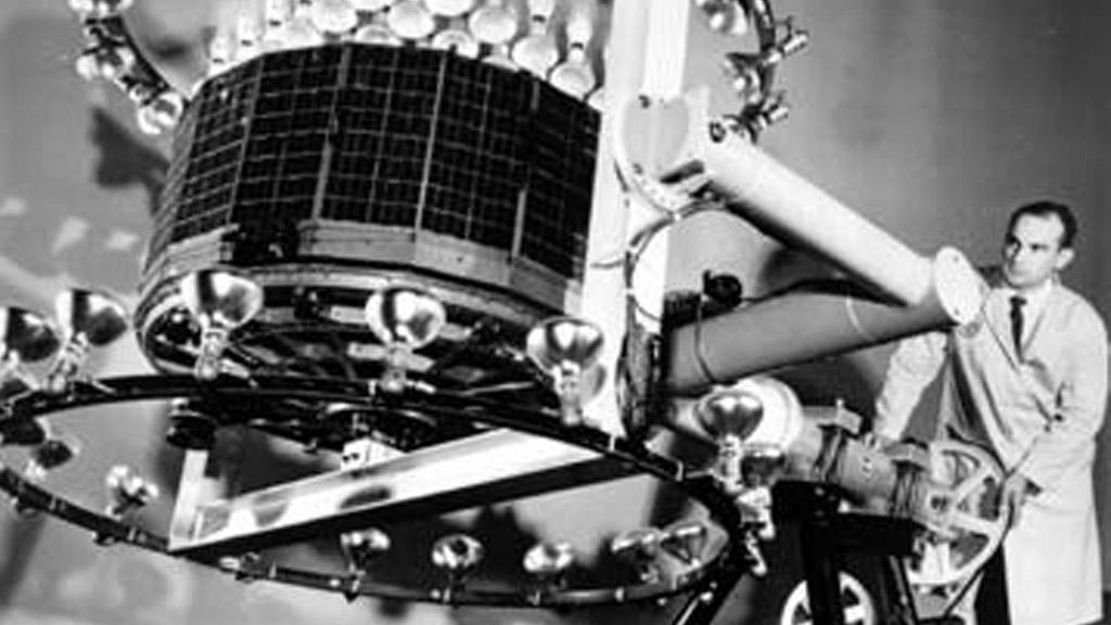 Družice Tiros 1