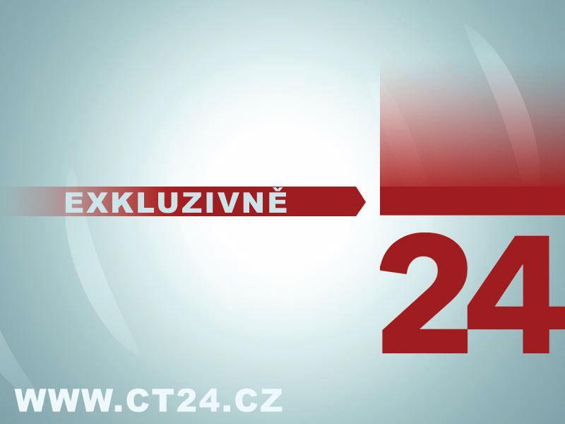 ČT24 exkluzivně