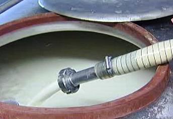 Zpracování mléka