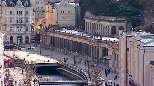 Centrum Karlových Varů