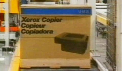 Kopírka společnosti Xerox
