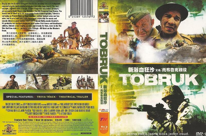 Tobruk v zahraničním tisku