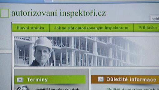 Portál pro autorizované inspektory