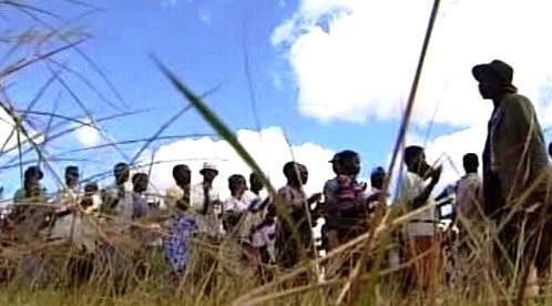 Zimbabwští farmáři