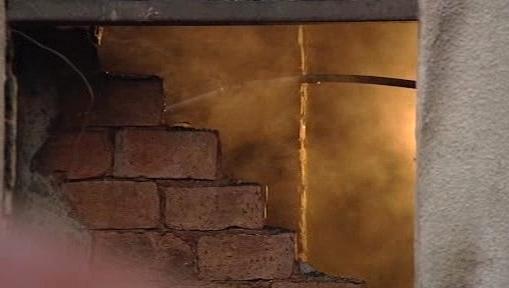 Likvidování ohně