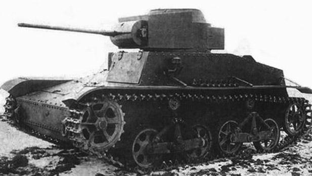 Legendární tank T-34