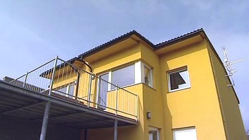 Nové domky pro karlovarské děti