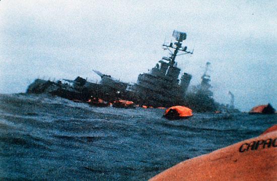 Bitva o Falklandské ostrovy