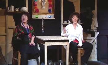 Jana Boušková a Barbora Hrzánová