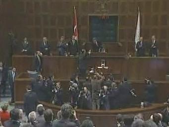 Turecký soud