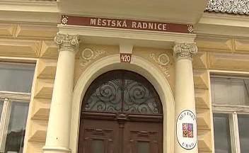 Historická radnice v Milevsku