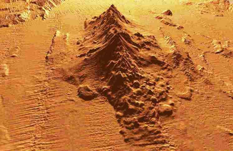 Podmořská sopka Marsili