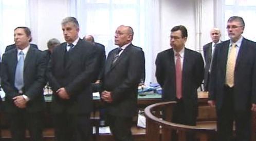 Soud s bývalými manažery Komerční banky