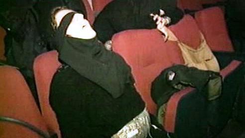Černé vdovy v divadle Dubrovka