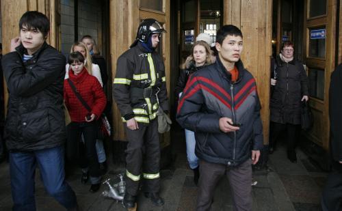 Útoky na moskevské metro