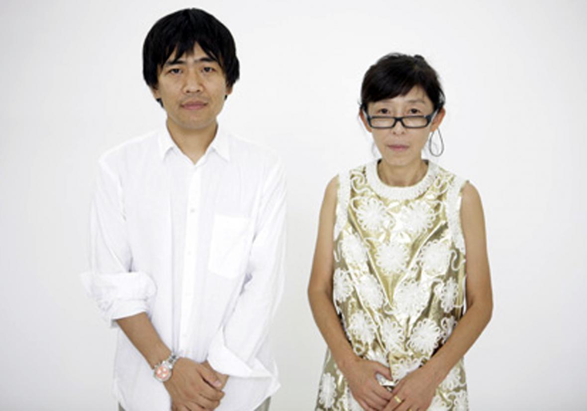 Kazuyo Sejima a Ryue Nishizawa