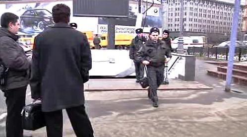 Výbuchy v moskevském metru