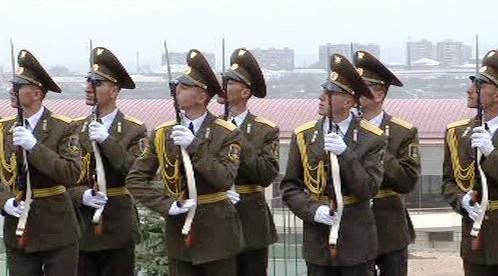 Arménská armáda
