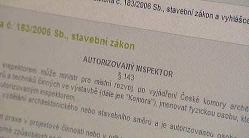 Autorizovaní inspektoři