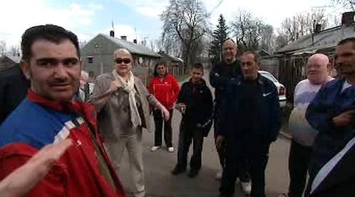 Liana Janáčková v Bedřišce