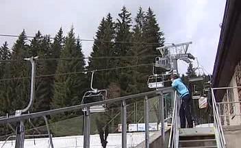 Skiareál Špičák
