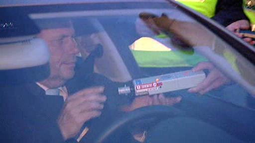 Dechová zkouška řidiče