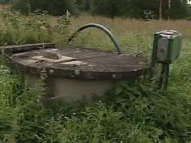 Studna pitné vody