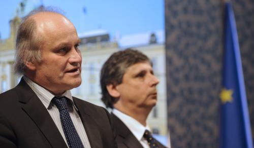 Michael Kocáb oznámil svou rezignaci