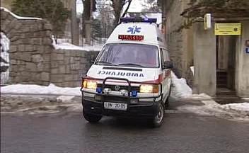 Záchranná služba Libereckého kraje