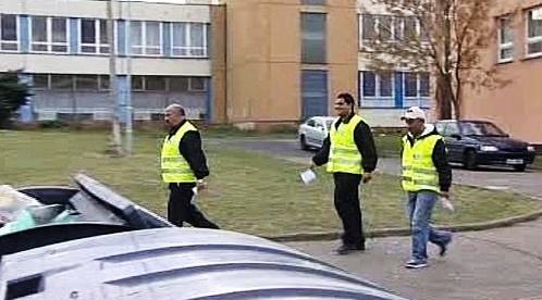Terénní pracovníci
