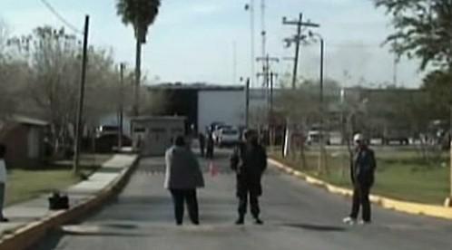 Mexická věznice