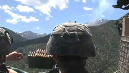Ofenziva pákistánských vojáků