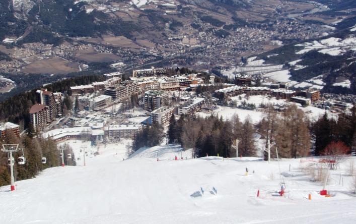 Alpské středisko Pra-Loup