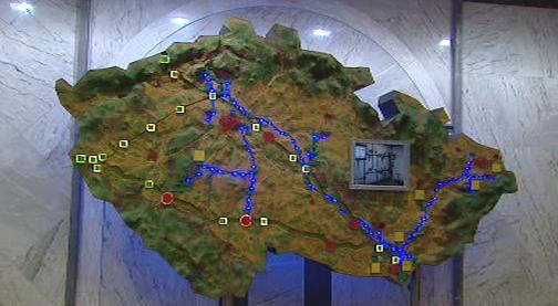 Energetická mapa ČR