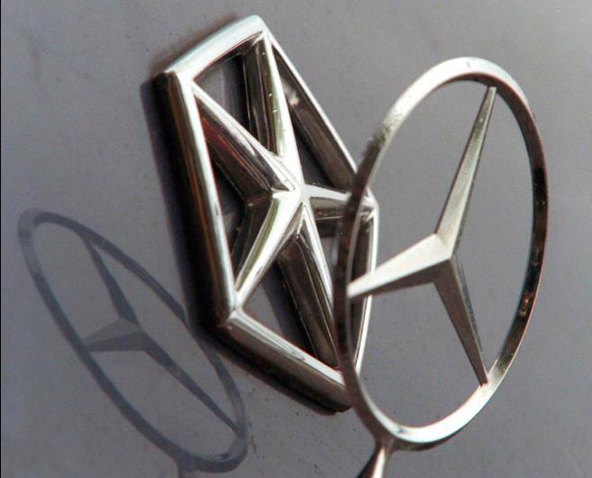 Logo Mercedesu