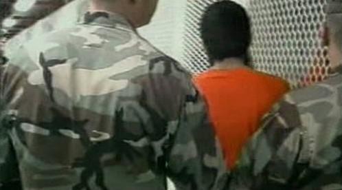 Vězeň na Guantánamu