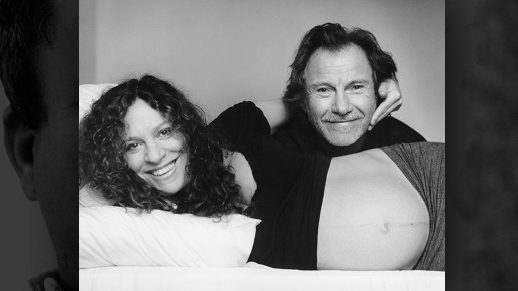 Tono Stano: Harvey Keitel a jeho žena Daphna Kaste (2004)