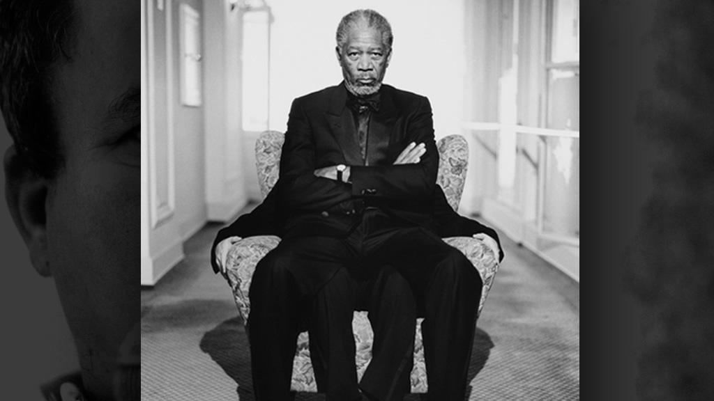 Tono Stano: Morgan Freeman (2003)