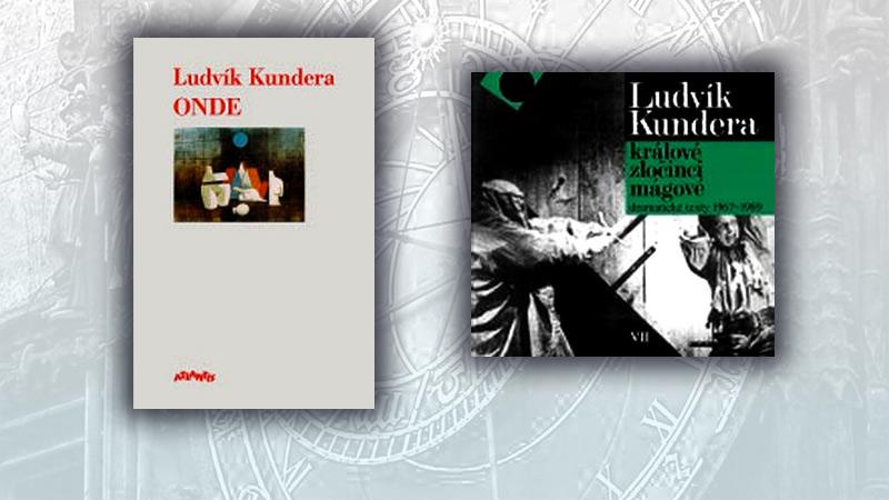 Knihy Ludvíka Kundery