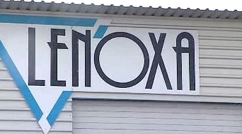 Logo firmy Lenoxa