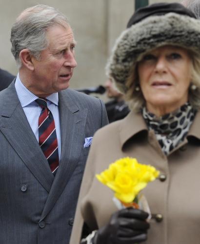 Princ Charles s chotí Camillou