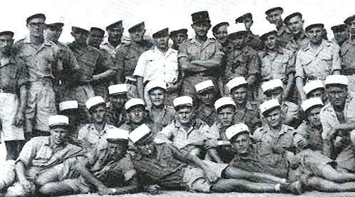 Vojáci francouzské cizinecké legie
