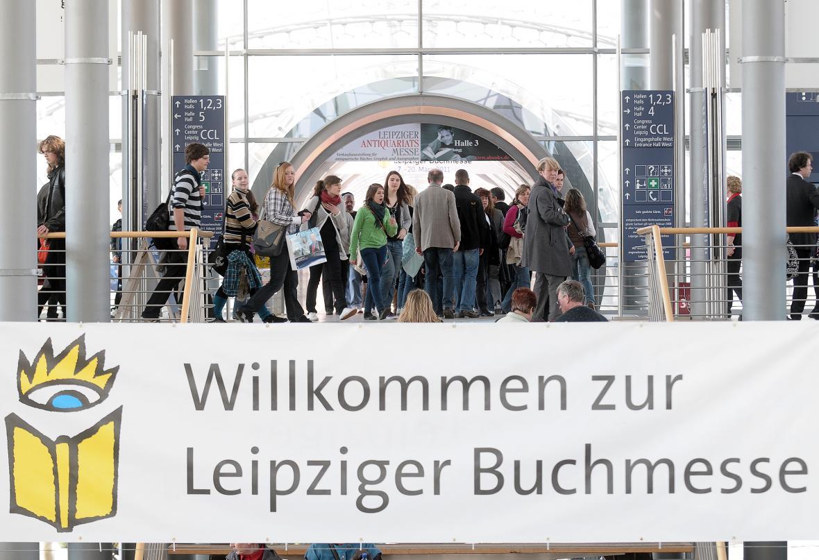 Lipský knižní veletrh 2010