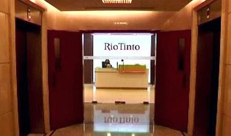 Společnost Rio Tinto
