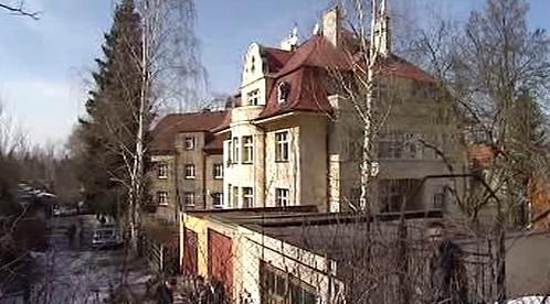 Karlovarská čtvrť Tuhnice