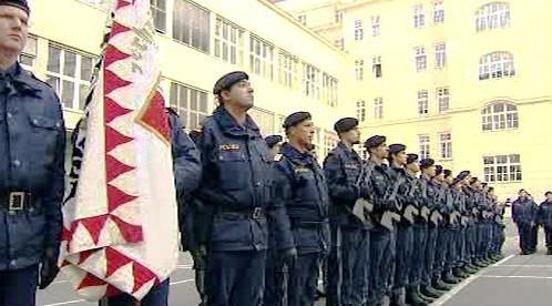 Rakouští policisté