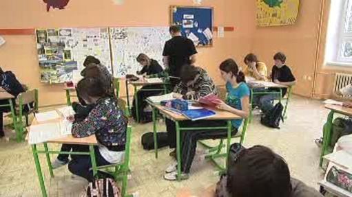 Výuka ve třídě
