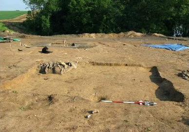 Archeologické naleziště u Kolína