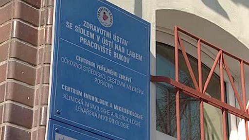 Zdravotní ústav v Ústí nad Labem
